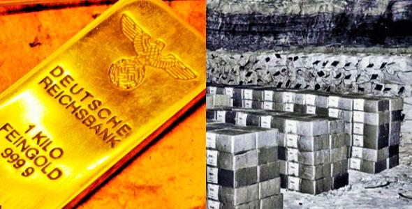 Схрон золота Третьего рейха