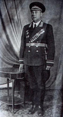 Первый комендант Кёнигсберга М.В. Смирнов
