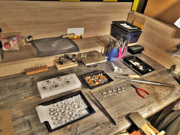 Производство ювелирных изделий из янтаря