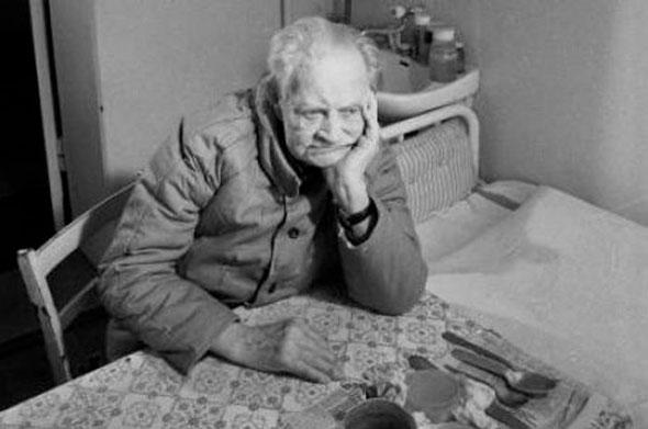 Эрих Кох в Тюрьме 1980 г.