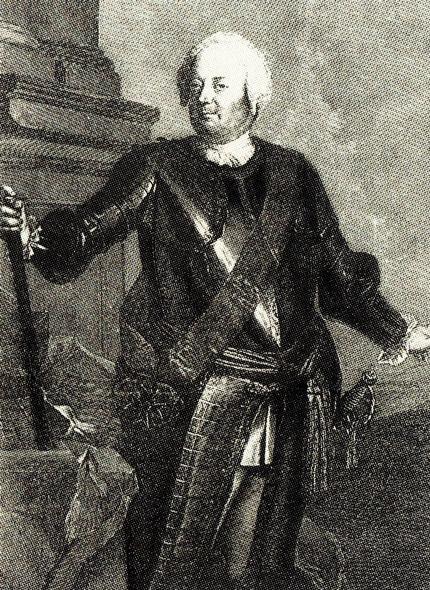 Король Фридрих Вильгельм I