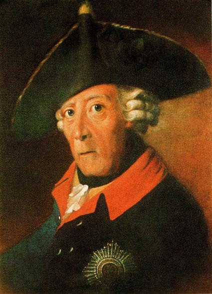 Король Фридрих II