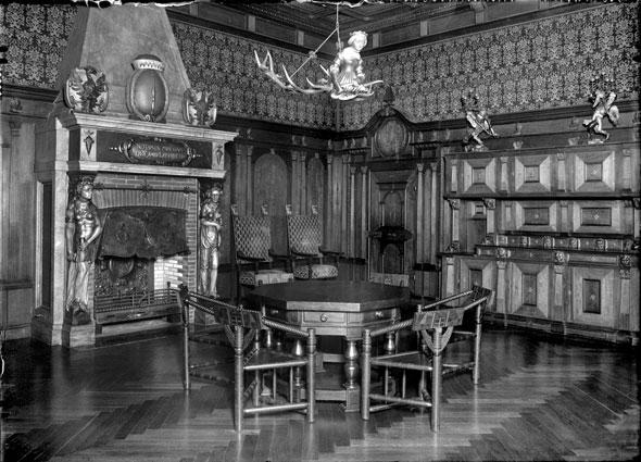Столовая герцога Альбрехта в Королевском замке.